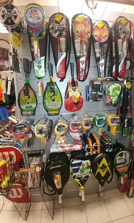 badminton spedminton pinpong